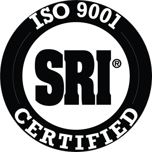 SRI ISO 9001 Certified Logo Vector