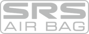 SRS Air Bag Logo Vector
