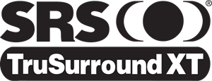 SRS TruSurround XT Logo Vector