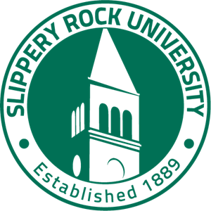 SRU | Slippery Rock University Logo Vector
