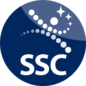 SSC (Swedish Space Corporation) Logo Vector