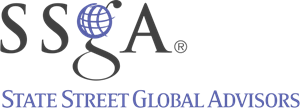 ssga State Street Global Advisors Logo Vector
