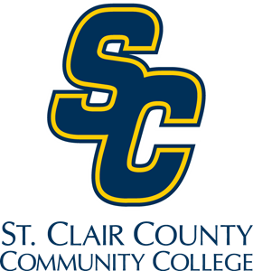 St. Clair County Community College Logo Vector