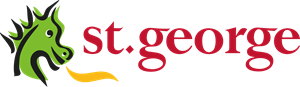 ST.GEORGE BANK Logo Vector