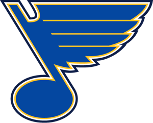 St. Louis Blues Logo Vector