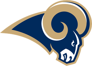 St. Louis Rams Logo Vector