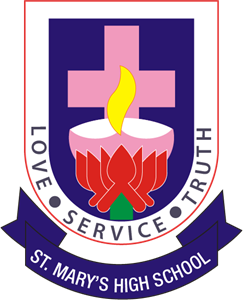 St. Mary's High School Logo Vector