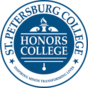 St. Petersburg College Honors College Logo Vector