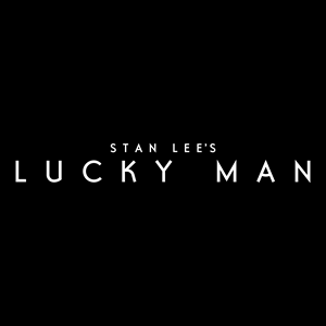 Stan Lee's Lucky Man Logo Vector