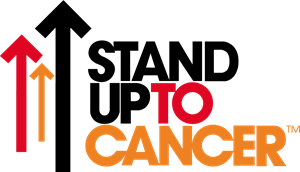 Stand Up to Cancer Logo Vector