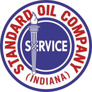 Standard Oil Company of Indiana Logo Vector