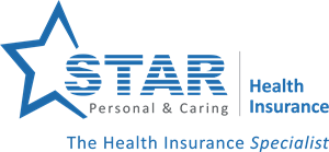 Star Health Insurance Logo Vector