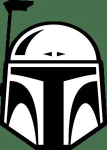 Star Wars Boba Fett Mandalorian Logo Vector Ai Free Download