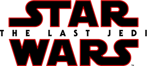 Star Wars - The Last Jedi Logo Vector