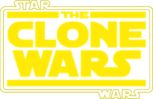star wars the clone wars Logo Vector