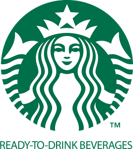 Starbucks Ready-to-Drink Beverages Logo Vector