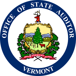 State Auditor of Vermont Logo Vector