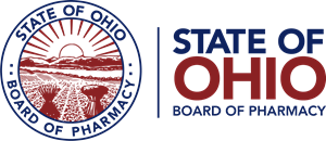 State of Ohio Board of Pharmacy Logo Vector