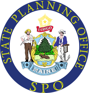 State Planning Office of Maine Logo Vector
