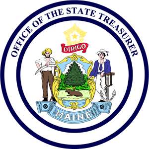 State Treasurer of Maine Logo Vector