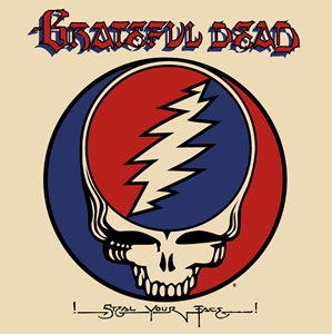Steal Your Face Logo Vector