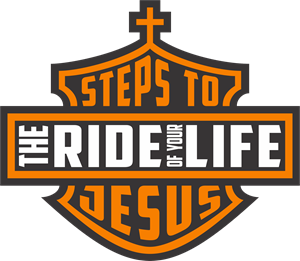 Steps to Jesus Logo Vector