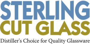 Sterling Cut Glass Logo Vector