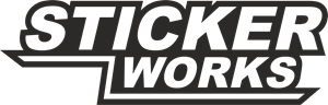 stickerworks Logo Vector