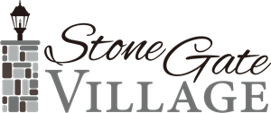 Stone Gate Village Logo Vector