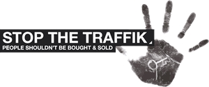 Stop the Traffik Logo Vector