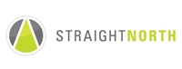 Straight North Logo Vector