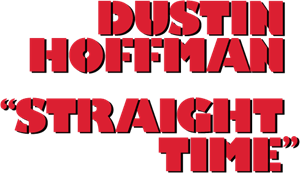 Straight Time Logo Vector