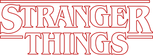 Stranger Things Logo Vector