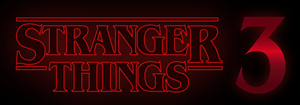 Stranger Things - Season 3 Logo Vector