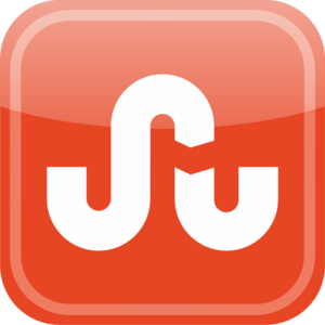 Stumbleupon icon Logo Vector