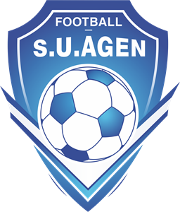 SU Agen Football Logo Vector