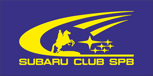Subaru Club SPb Logo Vector