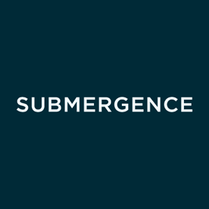 Submergence Logo Vector