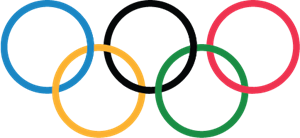 Summer Olympic Games Logo Vector