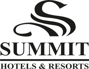 Summit Hotel Resort Logo Vector