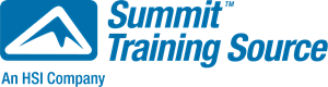 Summit Training Source, An HSI Company Logo Vector