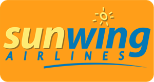 Sunwing airlines Logo Vector