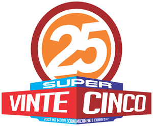 SUPER 25 Logo Vector