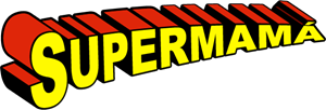 Super Mamá Logo Vector