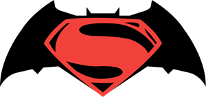 Superman v Batman: Dawn of Justice Logo Vector