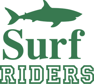 Surfboard shop Logo Vector