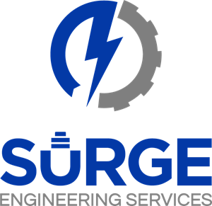 Surge Engineering Services Logo Vector
