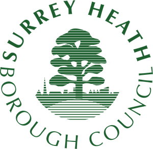 Surrey Heath Borough Council Logo Vector