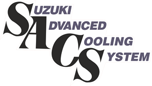 Suzuki Advanced Cooling System Logo Vector
