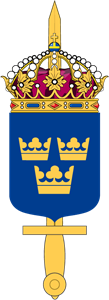 Swedish Armed Forces Forsvarsmakten Logo Vector